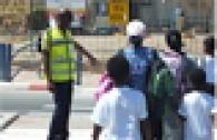 שיתוף פעולה בין משטרת קרית מלאכי לבין משרד הדיקן במכללה האקדמית אחוה