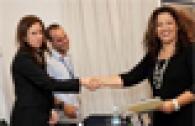 """המכללה האקדמית אחוה - טקס פרס המל""""ג למעורבות אקדמיה וסטודנטים בקהילה"""